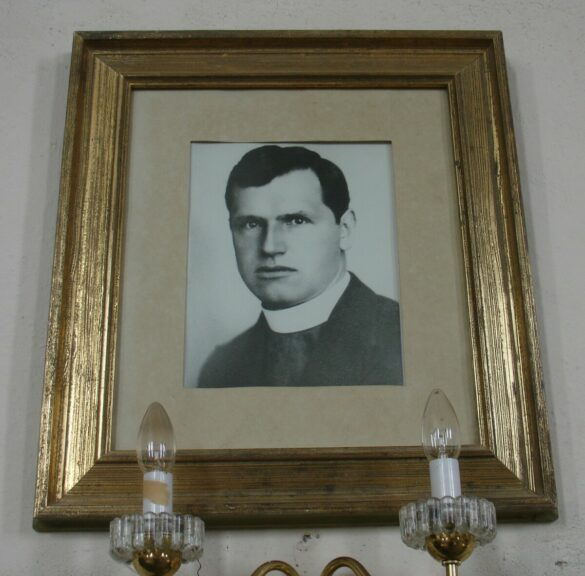 P. Josef Toufar a Číhošť