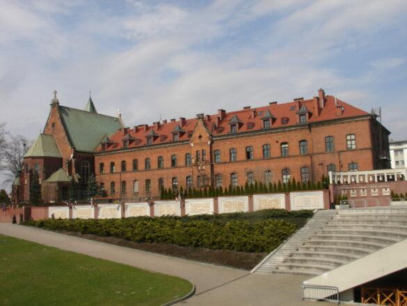 Krakov – Lagiewniki