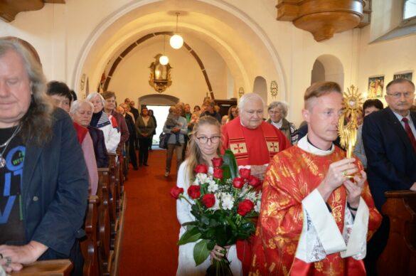 uložení ostatků bl. Anny Kolesárové