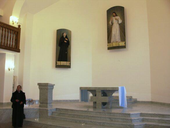 sv. Faustyna Kowalská